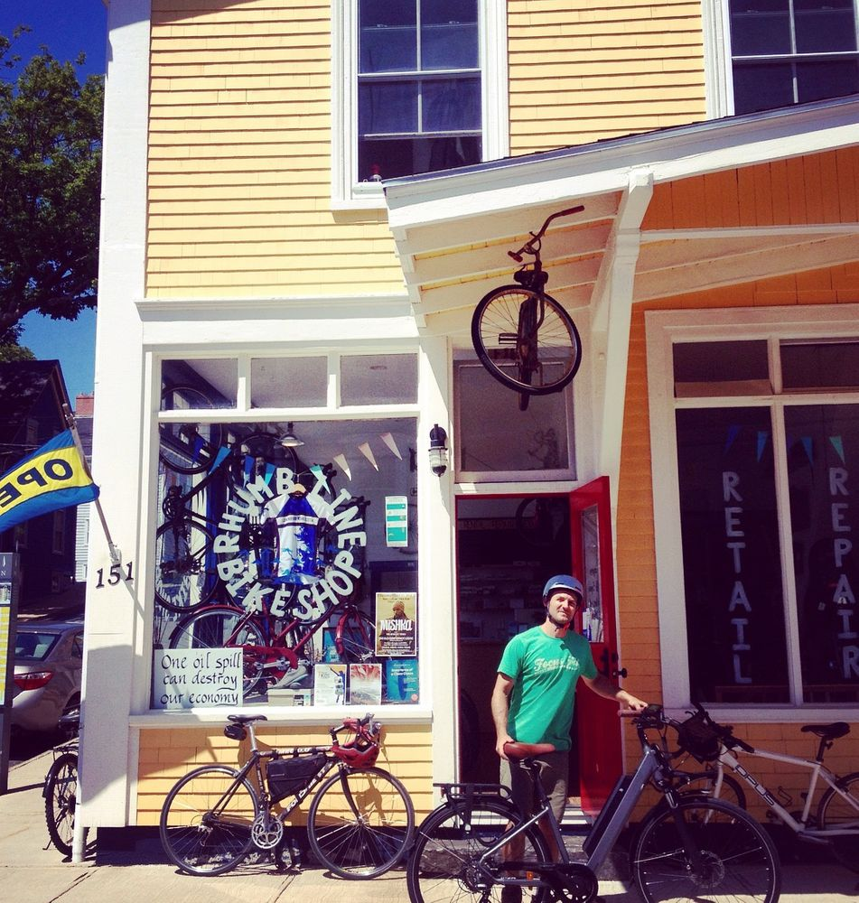 Outside Rhumb Line Bicycles