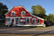 Earltown General Store Exterior